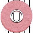 The Good Life: December 2020 Pink Christmas Elements Kit - Scrap Eyelet
