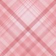 The Good Life 20 Dec - Pink Christmas plaid paper 01