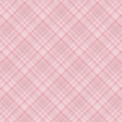 The Good Life 20 Dec - Pink Christmas plaid paper 06