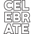 The Good Life: January 2021 Stamps Kit - Celebrate