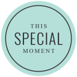 The Good Life: January 2021 Labels & Stickers Kit - This Special Moment