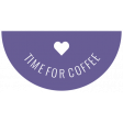 The Good Life: January 2021 Labels & Stickers Kit - Time For Coffee