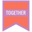 The Good Life: January 2021 Labels & Stickers Kit - Together 2