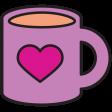 The Good Life: January 2021 Labels & Stickers Kit - Mug