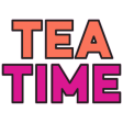 The Good Life: January 2021 Labels & Stickers Kit - Tea Time Sticker