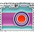 The Good Life 21 Jan Enamel Camera