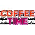 The Good Life 21 Jan Enamel Coffee Time