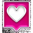 The Good Life 21 Jan Enamel Heart