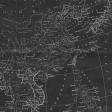 World Traveler #2 Black & White Papers Kit - Paper 06b