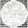 World Traveler #2 Tags & Stickers Kit - Vintage Globe 3