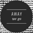 World Traveler Bundle #2 - Black And White Labels - Label Away We Go