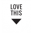World Traveler Bundle #2 - Black And White Labels - Label Love This Banner