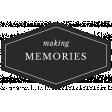 World Traveler Bundle #2 - Black And White Labels - Label Making Memories