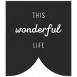 World Traveler Bundle #2 - Black And White Labels - Label This Wonderful Life