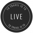 World Traveler Bundle #2 - Black And White Labels - Label Travel Is To Live