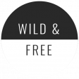 World Traveler Bundle #2 - Black And White Labels - Label Wild And Free