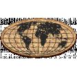 World Traveler Bundle #2 - Neutral Elements - Neutral Cork Globe 2