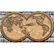 World Traveler Bundle #2 - Neutral Elements - Neutral Cork Globe