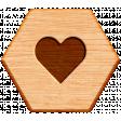 World Traveler Bundle #2 - Neutral Elements - Neutral Label Heart