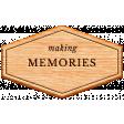 World Traveler Bundle #2 - Neutral Elements - Neutral Label Making Memories
