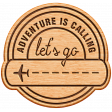 World Traveler Bundle #2 - Neutral Elements - Neutral Wood Adventure Is Calling, Let's Go