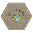 World Traveler Bundle #2 - Elements - Label Fabric Hit The Road