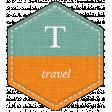 World Traveler Bundle #2 - Elements - Label Fabric Travel