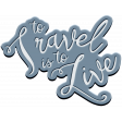 World Traveler Bundle #2 - Elements - Label Leather Travel Is To Live