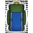 World Traveler Bundle #2 - Elements - Label Puffy Backpack