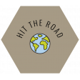 World Traveler Bundle #2 - Labels - Label Hit The Road
