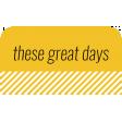 World Traveler Bundle #2 - Labels - Label These Great Days