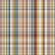 The Good Life: February 2021 Solids & Plaids Papers Kit - Plaid Paper 1