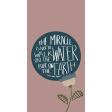 The Good Life: February 2021 Journal Me Kit - Card 02