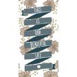 The Good Life: February 2021 Journal Me Kit - Card 08