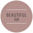 The Good Life: February 2021 Labels Kit - label beautiful life