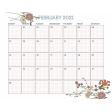 The Good Life: February 2021 Planner & Calendar Kit - calendar