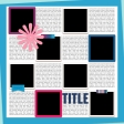 Layout Templates Kit #68 - Template 68C