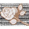 Collage 01_Rose 2-cardboard sticker