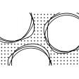 Pocket Cards Template #7_Doodle Circle-4x6
