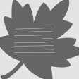 Pocket Cards Template #7_Leaf-4x4