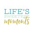 Good Life April 21_Journal me-Wordart-Life's sweetest moments-4x6