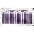 The Good Life: April Collage Kit - Barcode XOXO