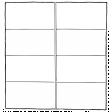 The Good Life: April Collage Kit - Sticker Grid