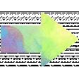 Summer Lovin_Arrow-purple green Print