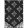 Summer Lovin_Banner- stars black Print