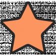 Summer Lovin_Print Star-orange