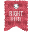 Good Life May 21_Banner Burlap-Right Here