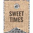 Good Life May 21_Banner Burlap-Sweet Times
