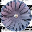 Good Life May 21_Flower Layered-purple blue