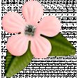 Good Life May 21_Flower Metal-pink